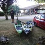 Les kayaks de pêche
