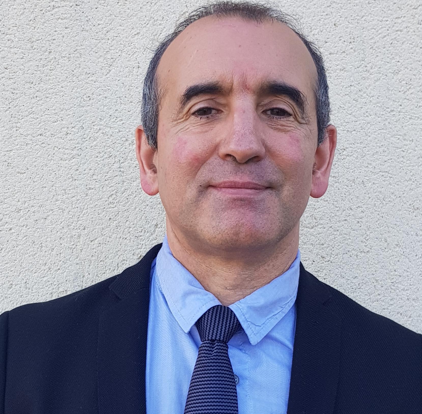 CATALAN Stéphane // Délégué aux ressources humaines, aux finances, à la politique fiscale, aux marchés publics, à la vie économique et aux relations avec les associations